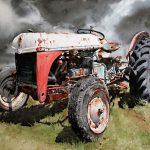 Comfort Tractor 22 x 29