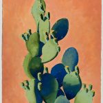 Prickly Pear with Orange