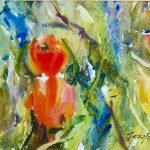 Clingstone Peaches 10x14