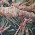 Sheltering Palm IV