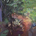 Wild Persimmon Grove 23 x 29
